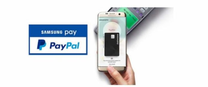 Samsung Pay Now Gets PayPal Support