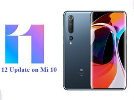 Mi 10 Starts Receiving Android 11 Update With MIUI 12