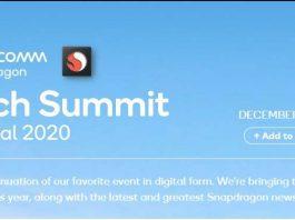 Snapdragon Tech Summit Digital 2020