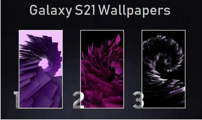Galaxy S21 Wallpapers