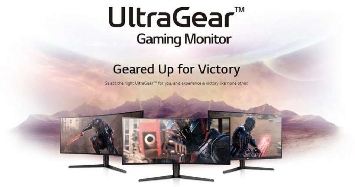 LG's UltraGear Gaming Monitor