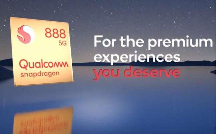 Qualcomm Snapdragon 888 5G Mobile Platform