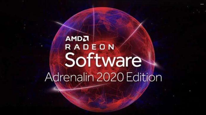 AMD Radeon Adrenalin 2020 Edition