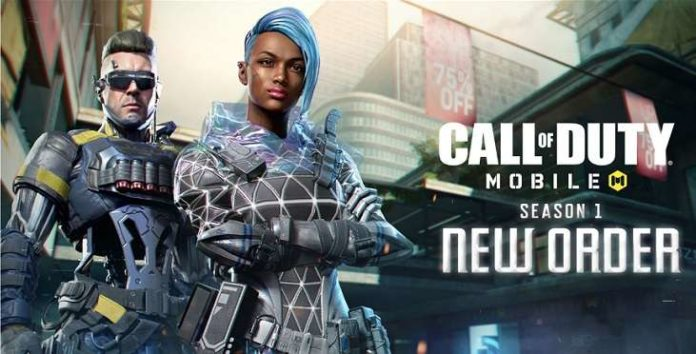 Call of Duty Mobile Season 1 - New Order