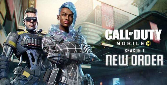 Call of Duty Mobile Season 1 - New Order