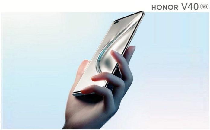 Honor V40 5G Launch