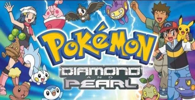 Pokémon Diamond & Pearl