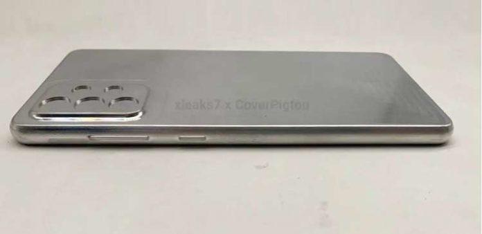 Samsung Galaxy A72 Design