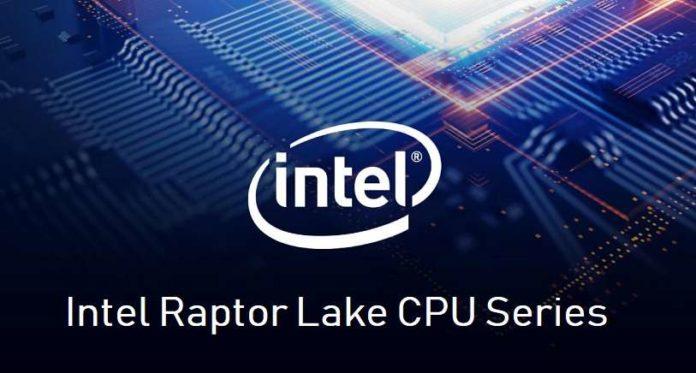 Intel Raptor Lake 13th Gen CPU