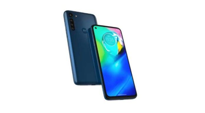 Android 11 Update for Moto G8