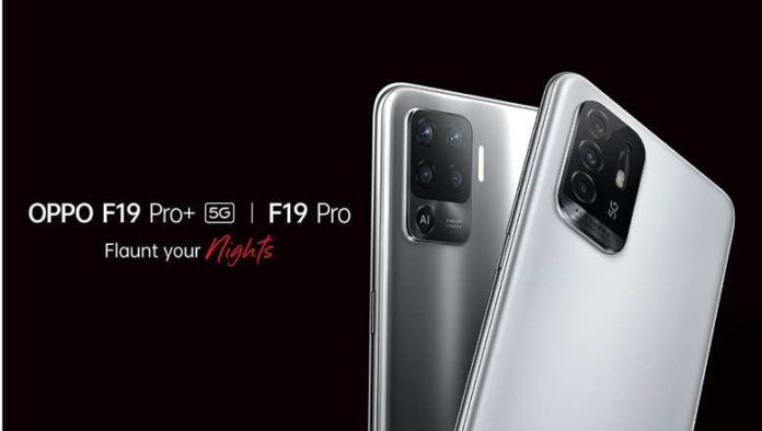 Oppo F19 Pro and F19 Pro Plus