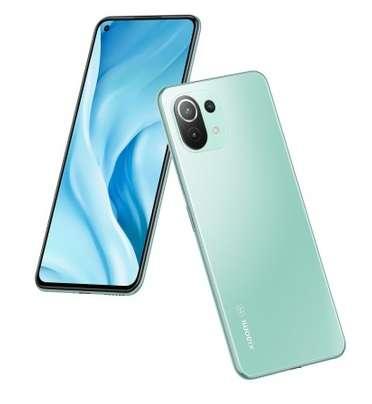 Xiaomi Mi 11 Lite in Blue