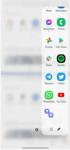 App Pair mode in Samsung Internet 14