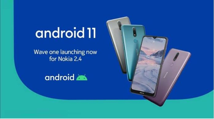 Nokia 2.4 Gets Android 11 Update