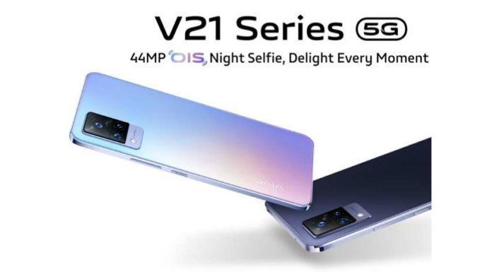 Vivo V21 series 5G