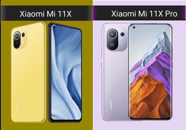 Xiaomi Mi 11X and Mi 11X Pro