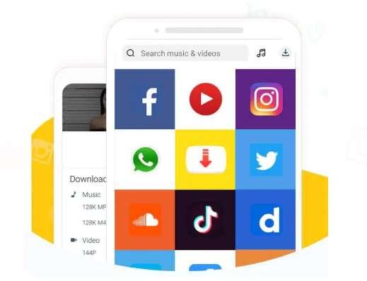 Snaptube Video Downloader App