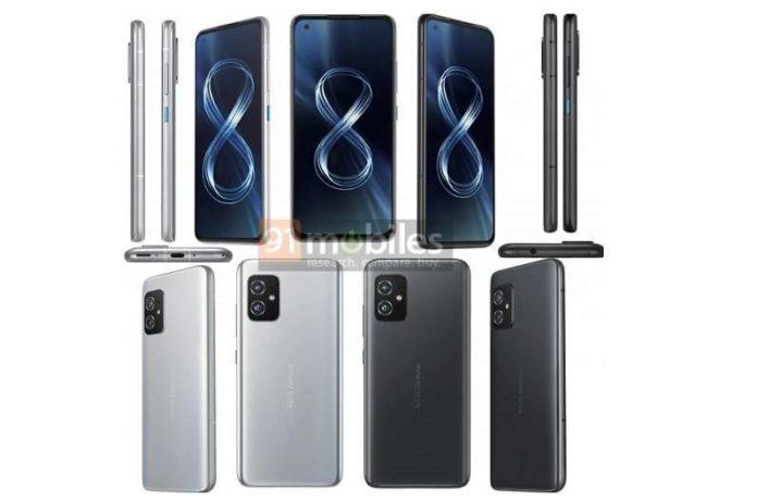 Zenfone 8 Mini specifications