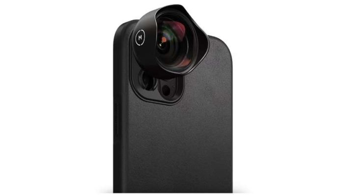 Nomad iPhone 12 Case With Moment M-Series Lenses Support