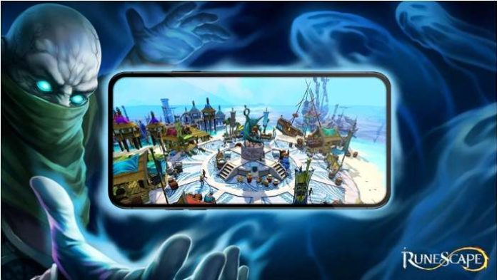 RuneScape For iOS and Android