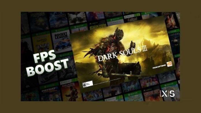 Dark Souls III with FPS Boost