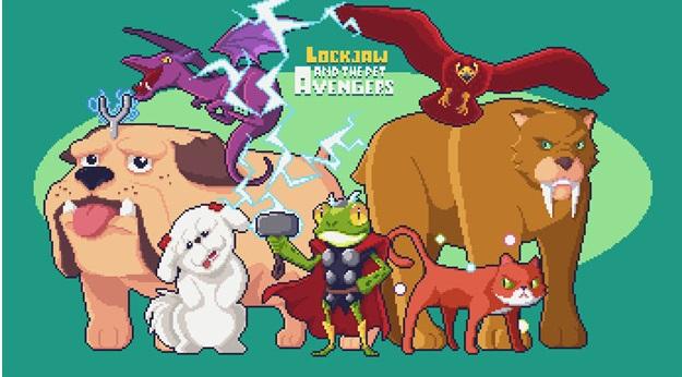 animal-based squad of avengers