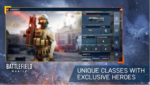 Battlefield Mobile on Play Store