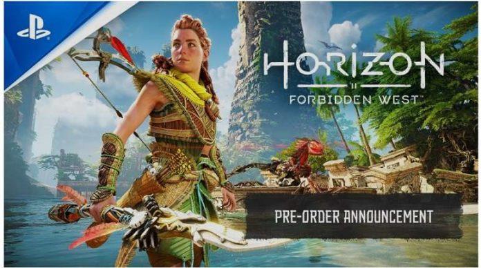 Horizon Forbidden West pre-orders