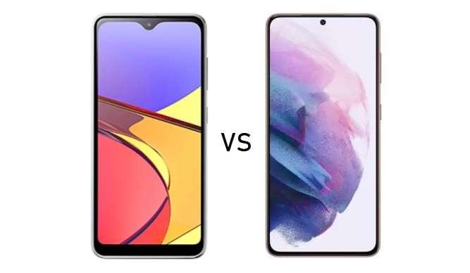 Samsung Galaxy A21 Simple vs Samsung Galaxy S21