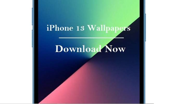 iPhone 13 Wallpapers