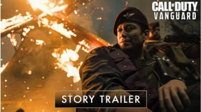 Call of Duty Vanguard trailer